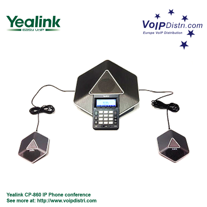 Yealink IP Conference Phone CP860