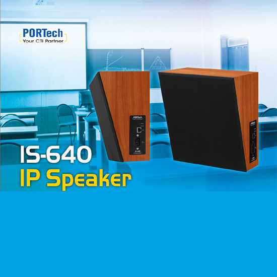 Portech-IS-640 is compatible with IP-PBX,Asterisk