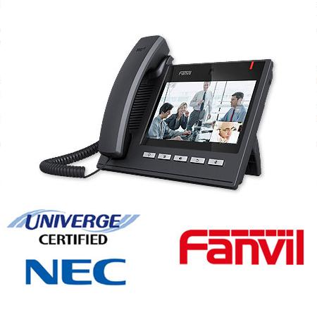 fanvil NEC certified